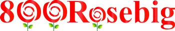 800RoseBig Wedding Florist Logo
