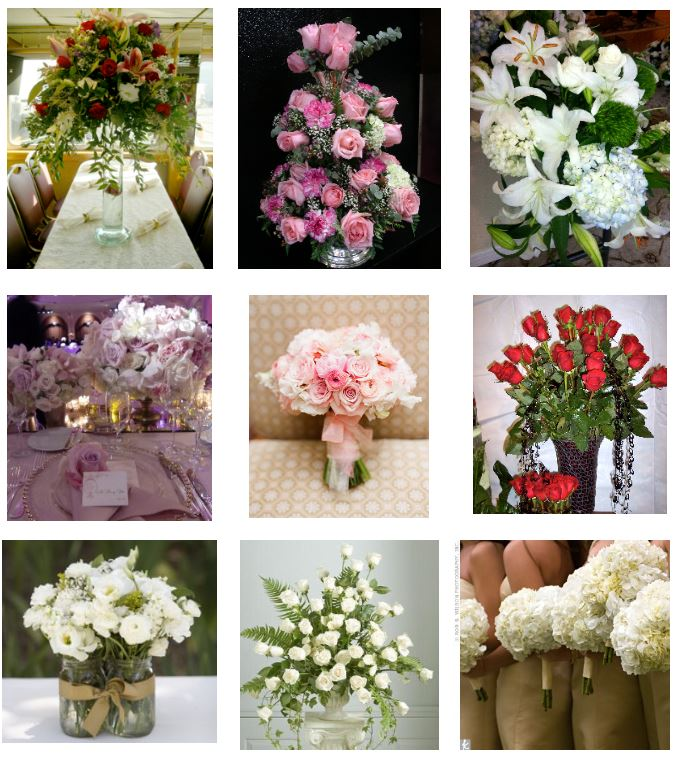 DIY Wedding Flower Packages Orange County Discount Wedding