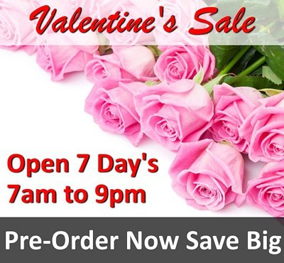 valentines flower delivery orange county ca