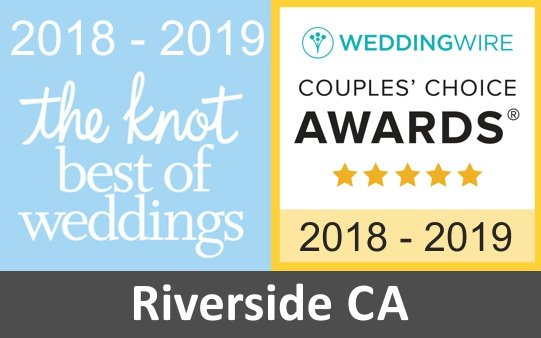 wedding florist riverside award