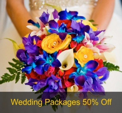 wedding florist riverside award