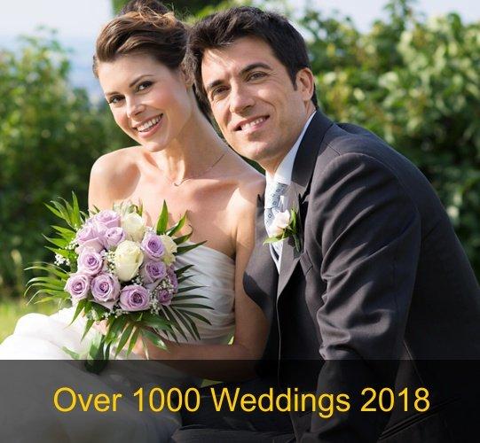 wedding florist newport beach award