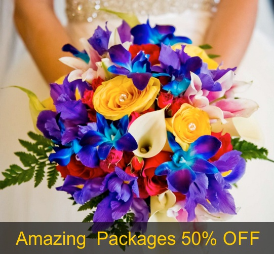 wedding packages corona del mar ca