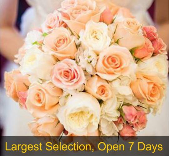 bridal bouquets orange county