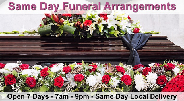 funeral flower delivery laguna niguel