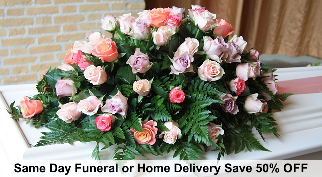 funeral flower delivery orange county