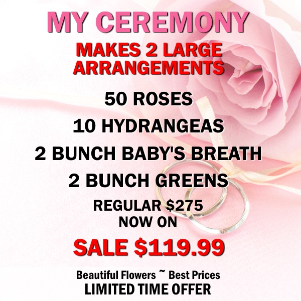 bridal bouquets orange county